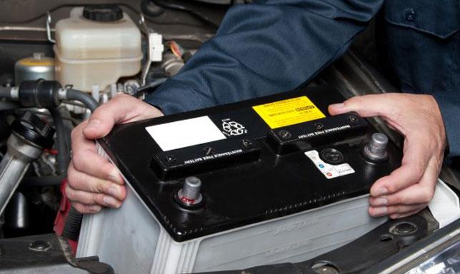 Qué hacer si se descarga la batería del vehículo