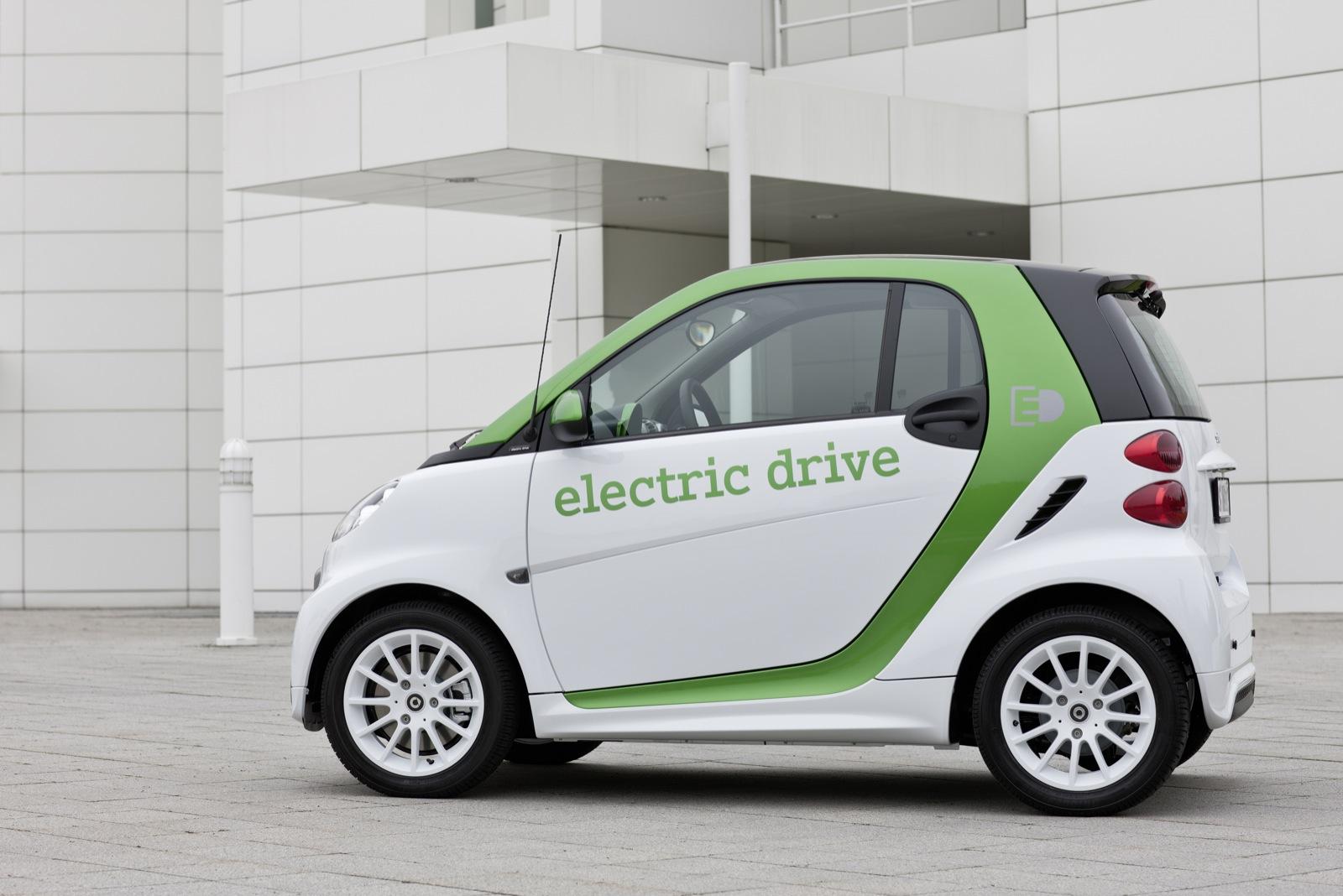 Los vehículos eléctricos saldrán al mercado para 2021