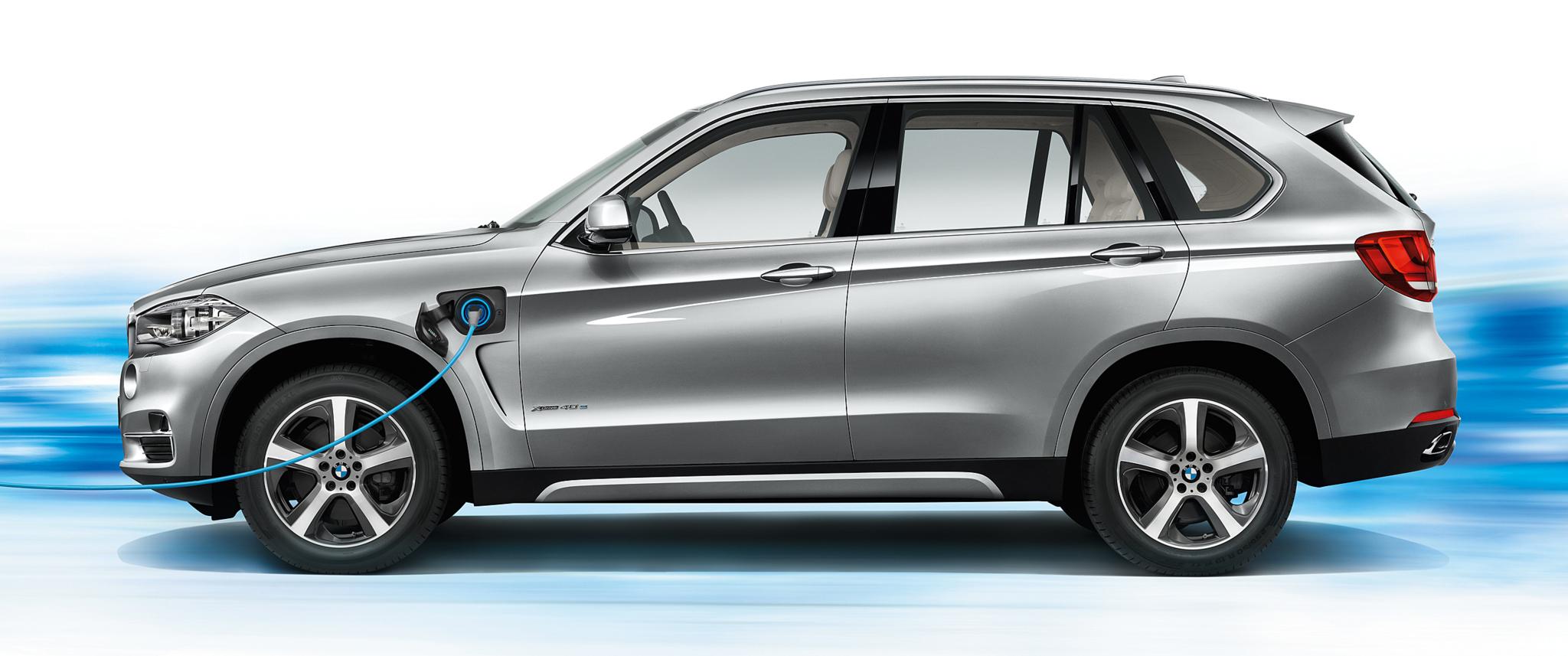 Los modelos de BMW tendrán variantes híbridas