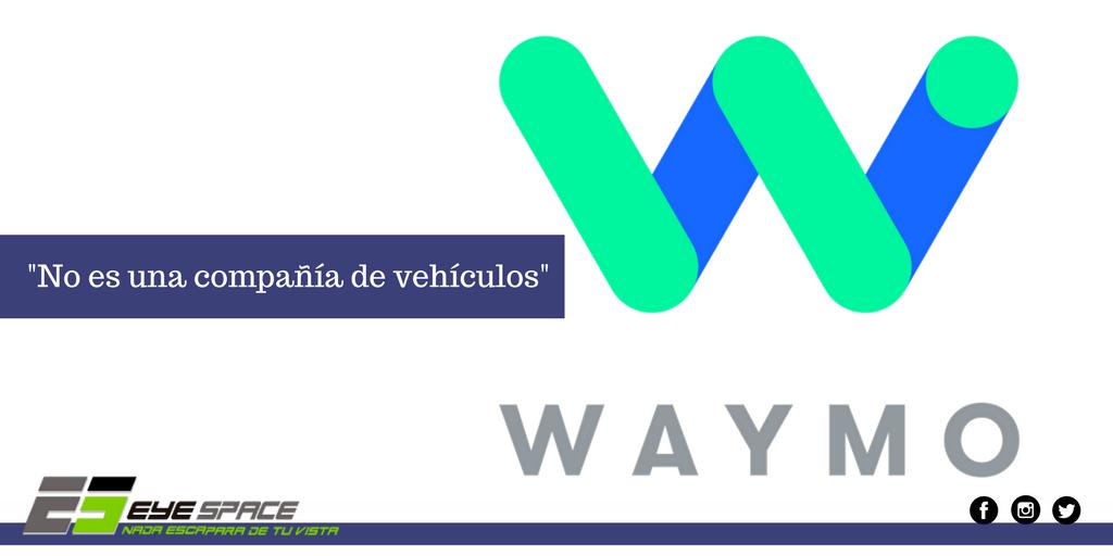 WAYMO, la nueva compañía independiente de Google