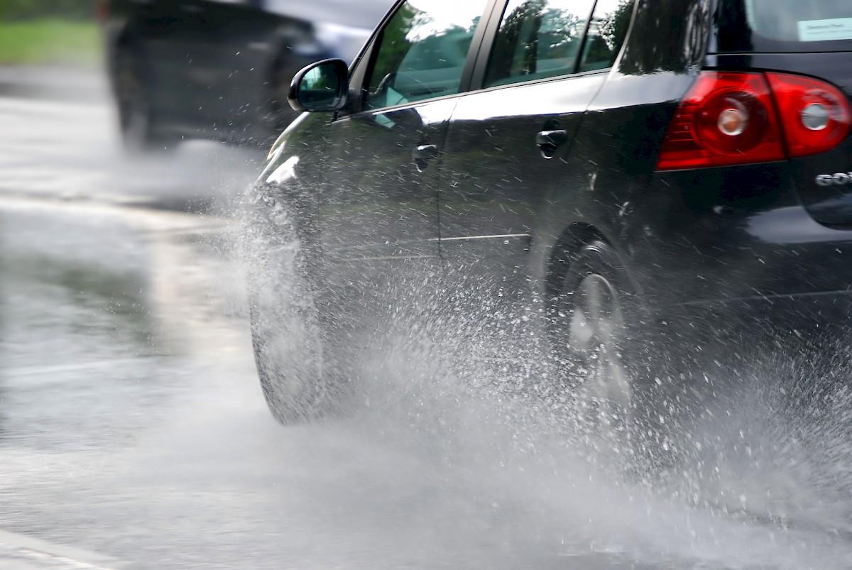 Cómo actuar ante fuertes lluvias